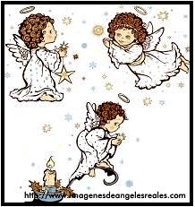 imagenes de angeles caricaturas dibujos