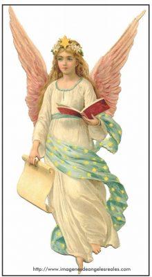 imagenes de angeles caricaturas para bautizo