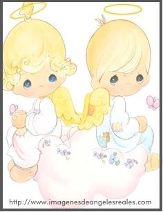imagenes de angeles caricaturas y hadas