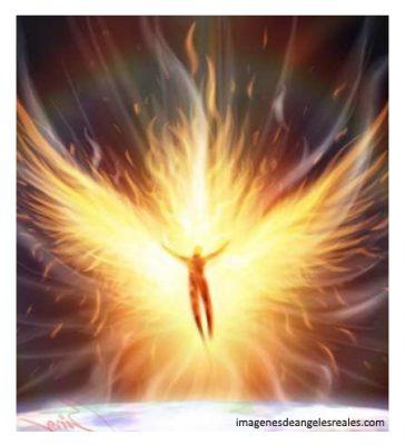 imagenes de angeles de fuego en hd