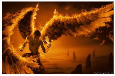 imagenes de angeles de fuego para descargar