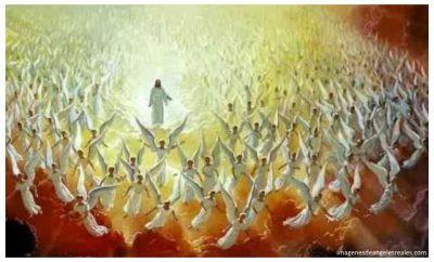 imagenes de dios y angeles hd