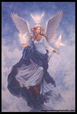 preciosas imagenes angeles celestiales