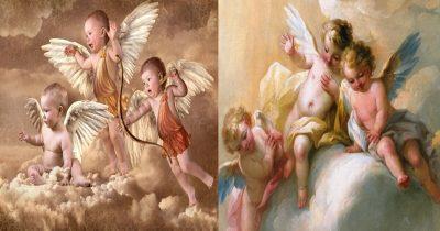 imagenes de ángeles hombres