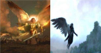 imagenes de ángeles mujeres